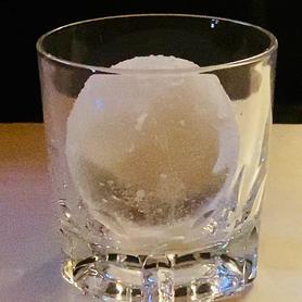 究極の丸氷