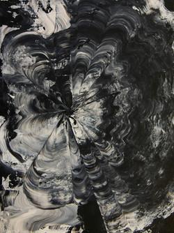 Inside Out: Black & White Pinwheel