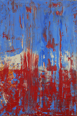 Red Stained Blue