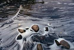 River Foam, Baptism River
