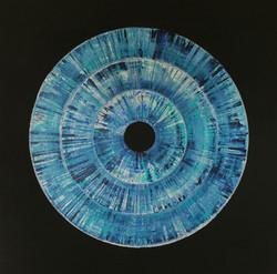 Non-Zero-Sum Blue Iris