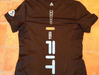 Het nieuwe shirt van I-Fit gratis!