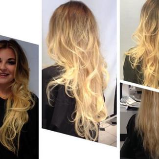 Hair by Giorgina x