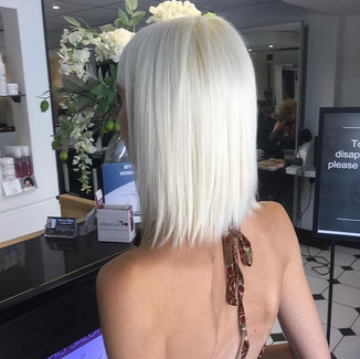 _ Icy Blonde & Cut by Anthony _ #Summert