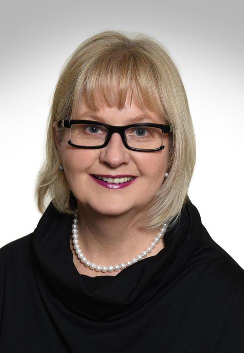 Foto der Geschäftsinhaberin Christine Gaulke Coaching & Mediation Küttigen Schweiz