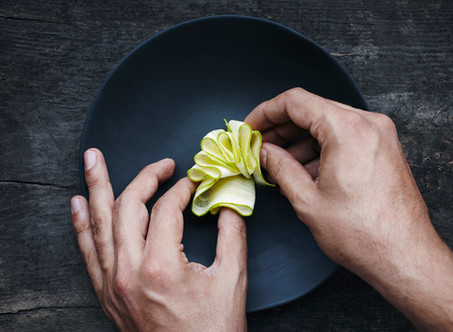 Musings from the Mat: Ethical Eating - The Path to Starvation
