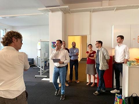 RETHINK GmbH – Design Thinking Space Zürich