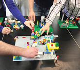 Teambuilding - RETHINK Serious Play