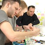Kreativwokrshop Lego Serious Play