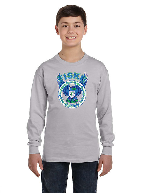 Youth Fiske Long Sleeve