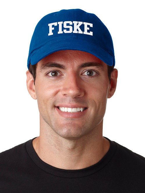 Embroidered Fiske CAP
