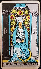 The High Priestess II lynsreadings.com