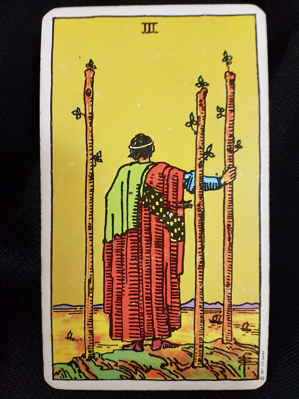 3 of Wands - lynsreadings.com