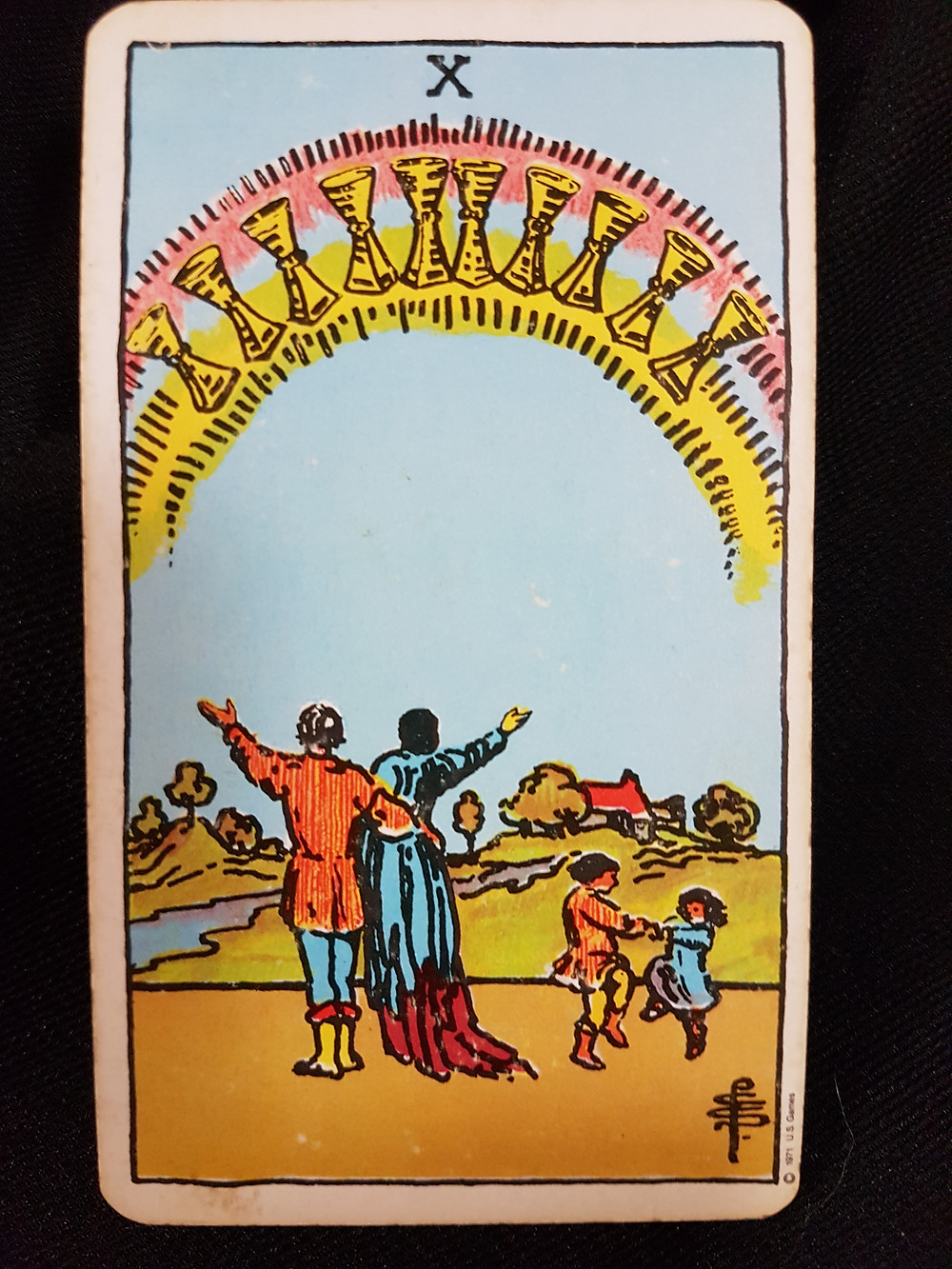 10 of Cups - lynsreadings.com