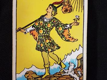 The Fool Card 0