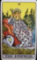 The Empress Card III lynsreadings.com
