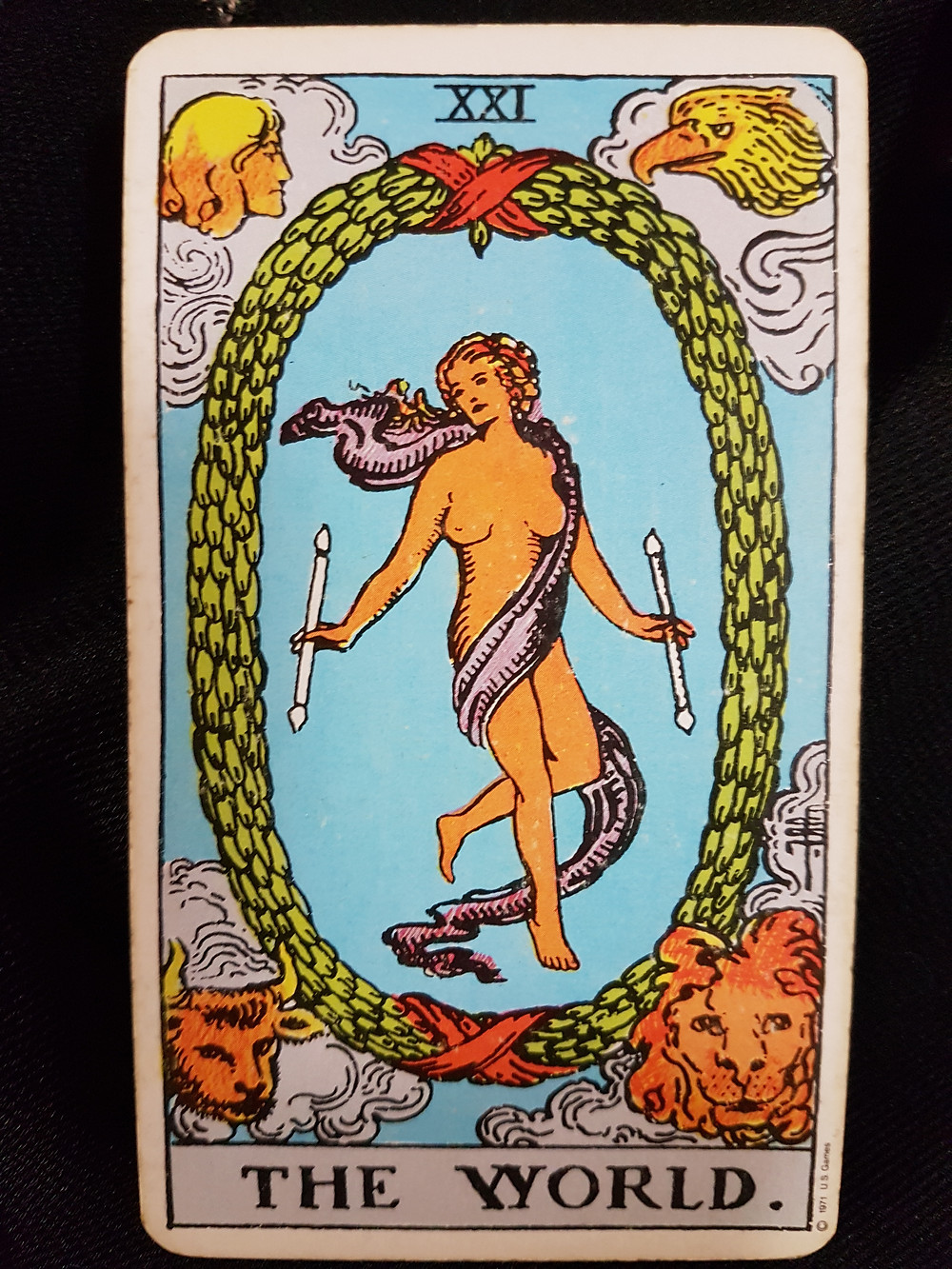 The World Card - lynsreadings.com