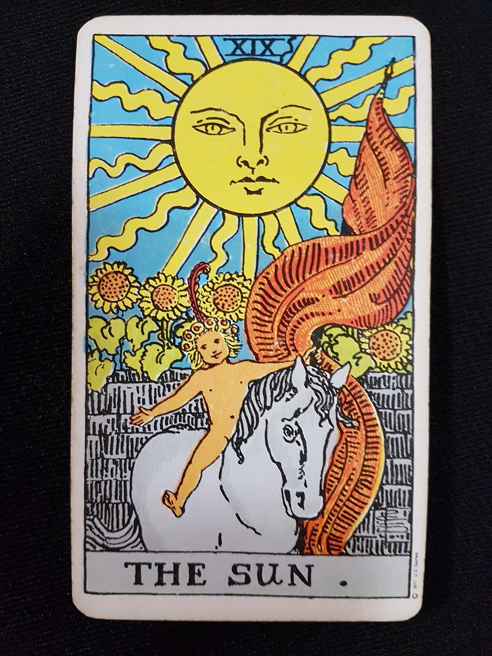 Teh Sun Card - lynsreadings.com