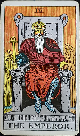 The Emperor IV lynsreadings.com