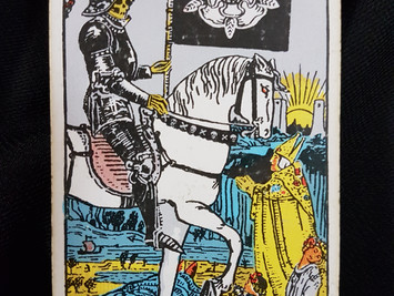 The Death Card No 13 in the Major Arcana