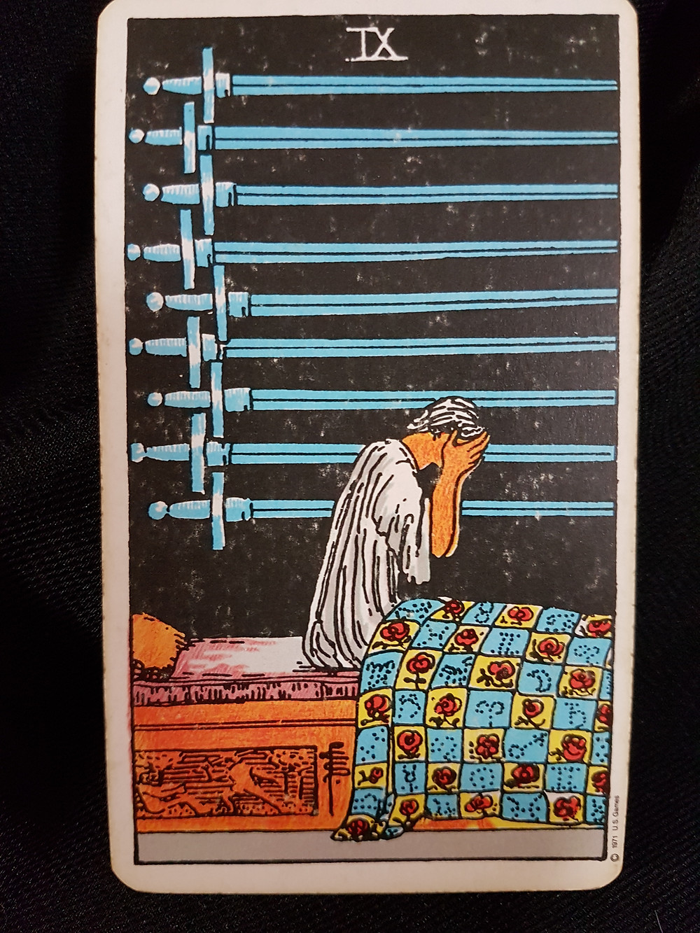 9 of Swords lynsreadings.com