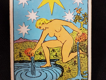 Meaning of The Star Card in the Tarot No 17