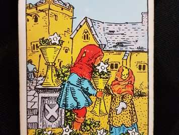 The 6 of Cups