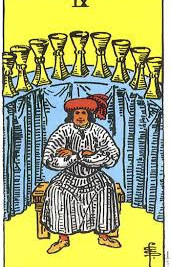 The 9 of Cups