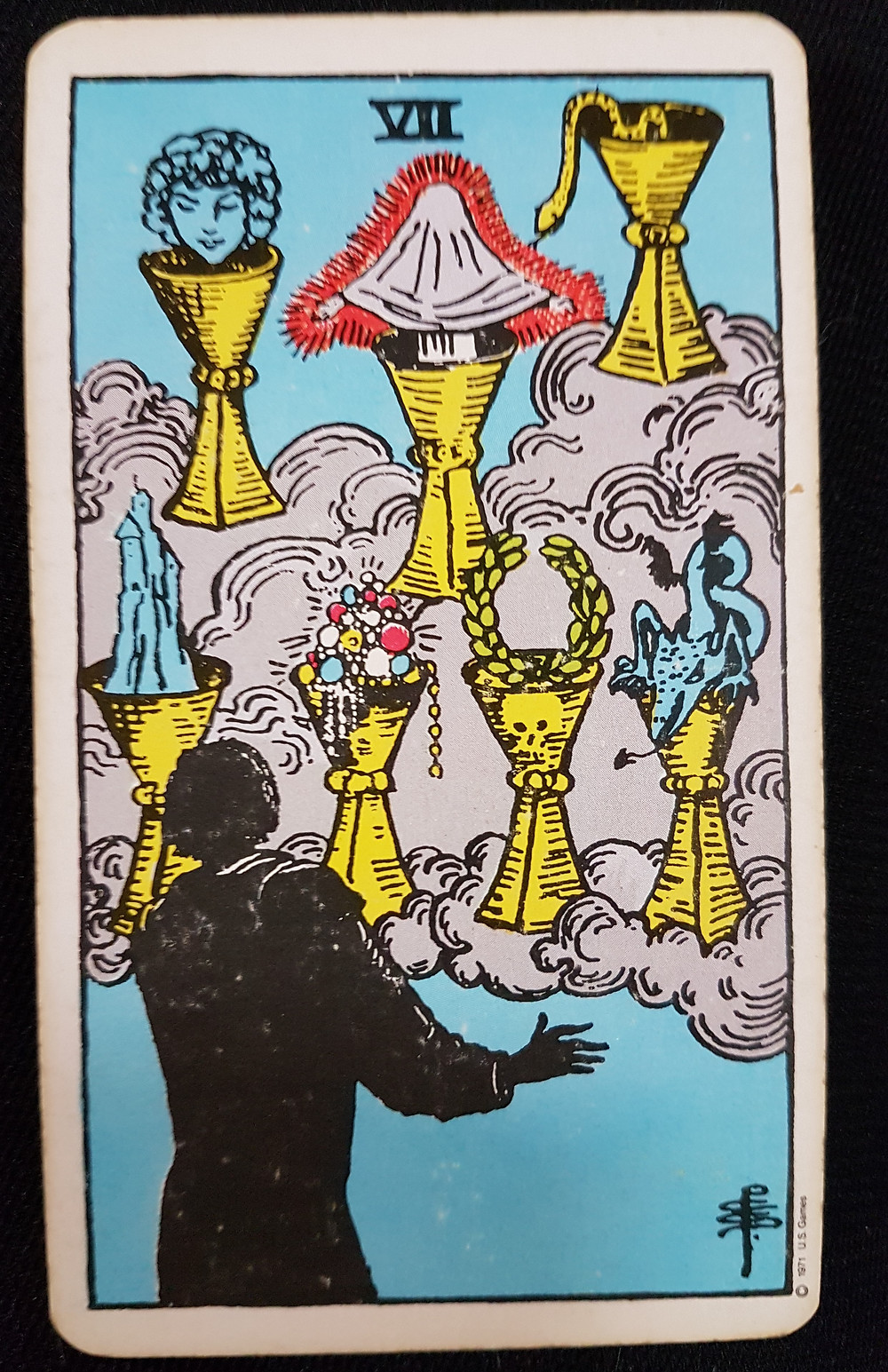 7 of Cups - lynsreadings.com