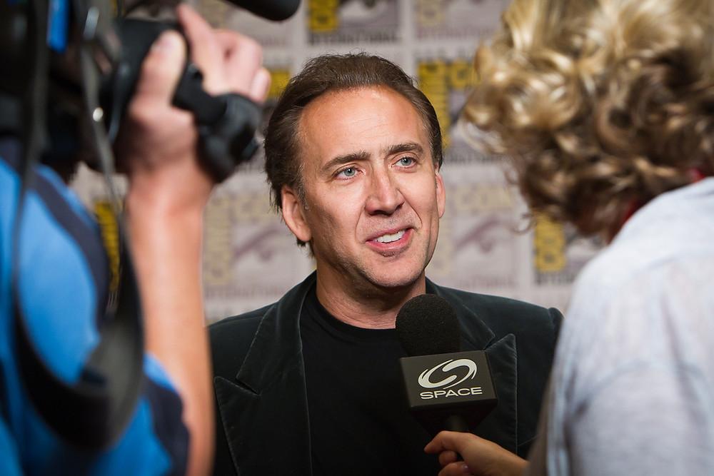 Nicolas Cage Numerology | lynsreadings.com