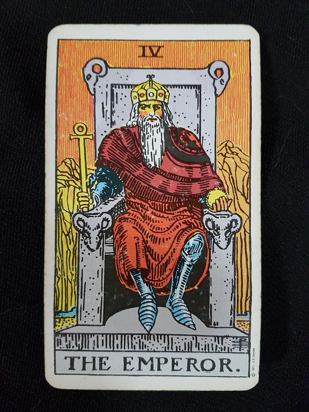 The Emperor No 4 | lynsreadings.com