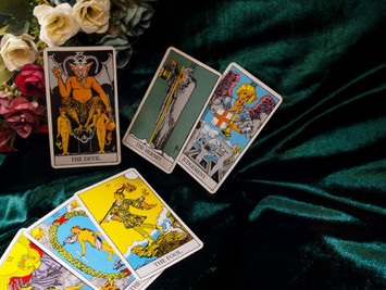 Tips for Doing Tarot Readings part 2