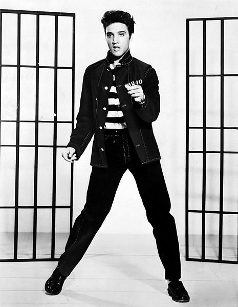 Elvis Presley Expression Number 8