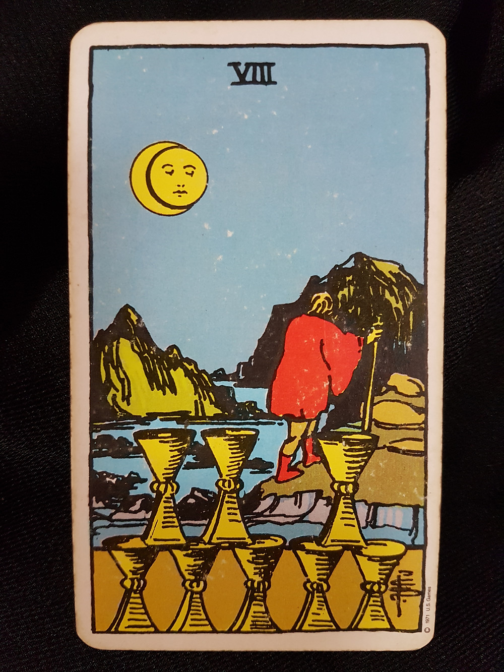 8 of Cups lynsreadings.com