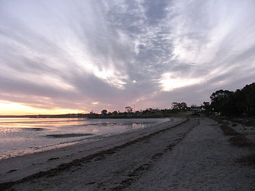 2009 Streaky Bay sunrise.JPG