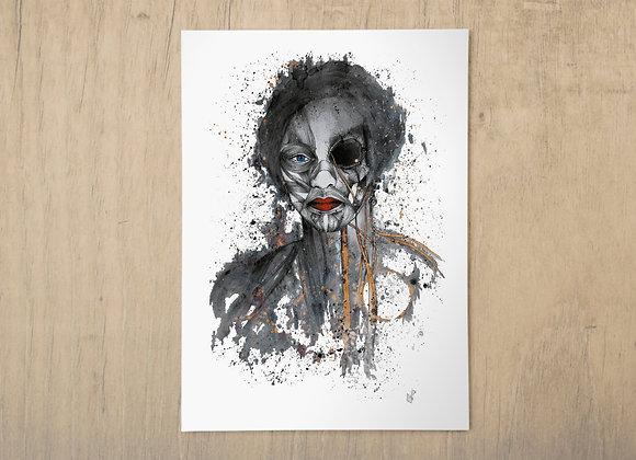 Gula A3 print