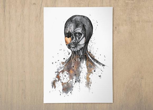 Superbia A3 print