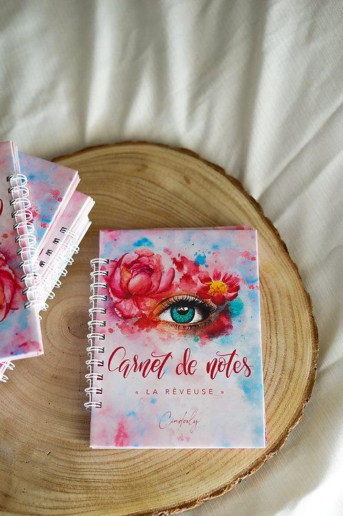 Carnet de notes - La Rêveuse