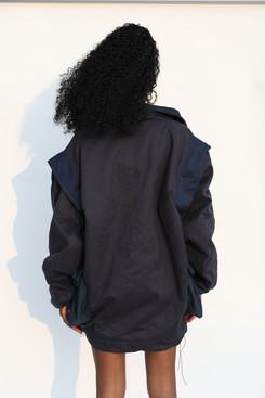714 Denim Pullover