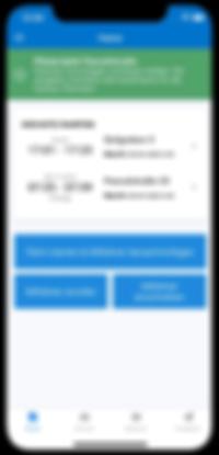 Mitarbeitermobilität | App | SAYM Mobility | Aachen | einfache Prozesse