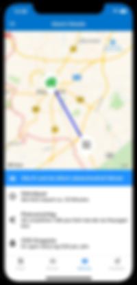 Mitarbeitermobilität | App | SAYM Mobility | Aachen | Matches