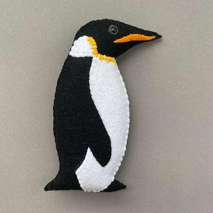 Emperor Penguin Decoration