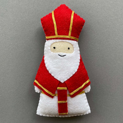 St. Nicolas Decoration
