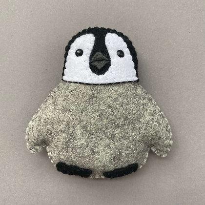 Baby Emperor Penguin Decoration