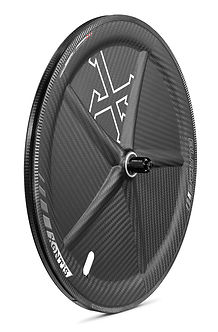 XeNTiS BLADE Disc Brake Wheel, rear matt, white stickers