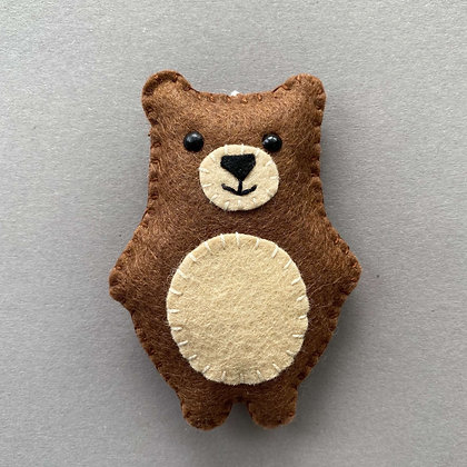 Baby Bear Decoration