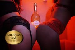 Hotesses American Bar bar a champagne a