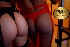 Show sexy des Hotesses American Bar a ch