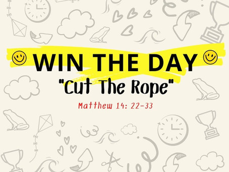 Habit 5: Cut the Rope