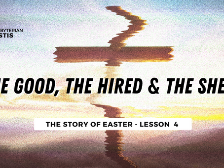 """""""The Good, the Hired and the Sheep"""""""